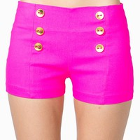 Neon Sailor Short