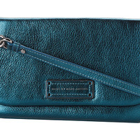 Marc by Marc Jacobs Too Hot To Handle Metallic Flap Percy