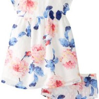 Juicy Couture Baby Baby-Girls Infant Rose Print Dress