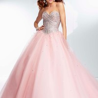 Mori Lee 95056 Prom Dress - PromDressShop.com