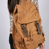 Survival Canvas Backpack | Trendy Backpacks at Pink Ice