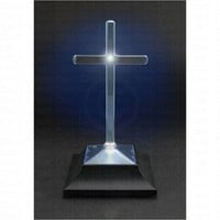 Solar LED Cross