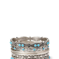 Down to Earth Bangle Set