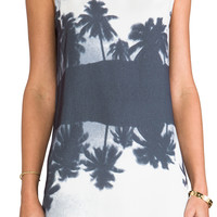 Finders Keepers Moondance Tunic in Dress in Paradise Beach Monochrome/Black from REVOLVEclothing.com