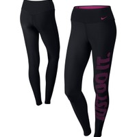 Nike Women's Legend 2.0 Tight Fit Logo Tights
