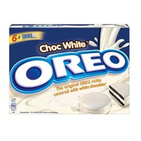 LIMITED EDITION-WHITE Chocolate covered OREO- Dipped in chocolate-IMPORTED from GERMANY-Shipping from USA
