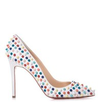 Pigalle 100mm spiked pumps