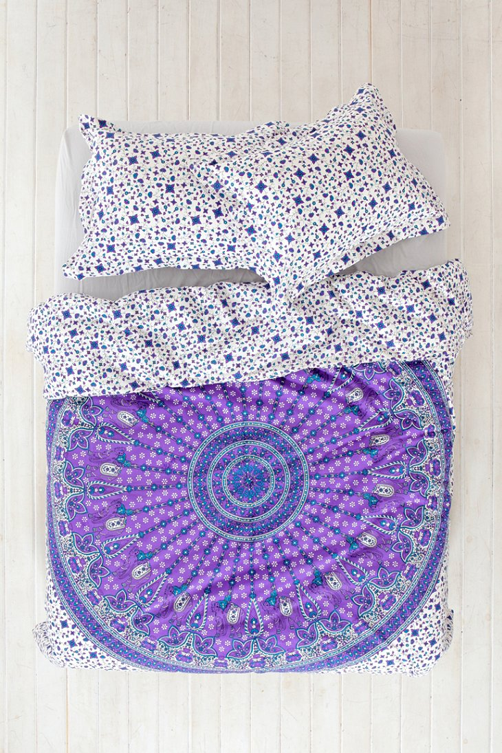 Magical Thinking Star Medallion Duvet From Urban Outfitters