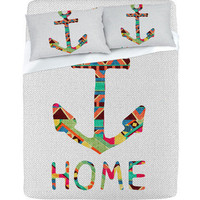DENY Designs Home Accessories | Bianca Green You Make Me Home Sheet Set