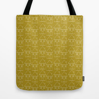 Welcome Home Tote Bag by Allyson Johnson