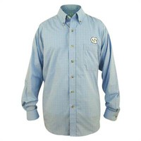 North Carolina Tar Heels Esteem Carolina Blue Buttondown Long Sleeve Shirt
