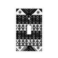 Black & White Tribal Pattern