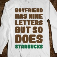 Coffee Not Boyfriends