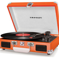 Cruiser Turntable, Orange
