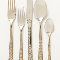 Ingrid Flatware by Anthropologie Silver One Size Flatware