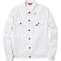 Supreme: Supreme/Playboy® Denim Jacket - White