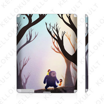 iPad 2 Skin The Right Friends by Nidhi Chanani by kellokult