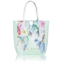 Ted Baker Zwecon Large Floral Icon Bag at Von Maur