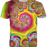 Psychedelic fractal LSD hippie trance Tank Top, 10% off coupon code: 030609