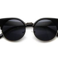 THE TEMPLE SUNGLASSES