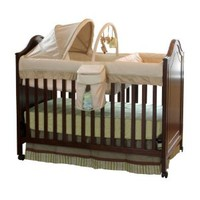 Summer Crib with Bassinet, Symphony