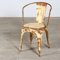 Miller Armchair - Ivory