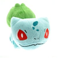 Pokemon Bulbasaur 6'' Soft Plush Stuffed Doll Toy