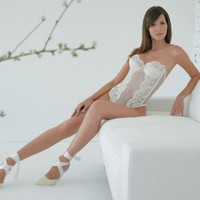 Italian Designed Bridal Lingerie - Basadress.com