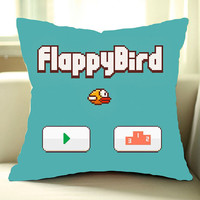 Flappy Bird Pillow