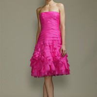 Organza Barbie-doll dress