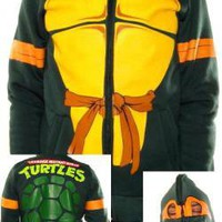 Teenage Mutant Ninja Turtles Hoodie Michelangelo