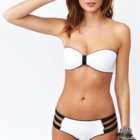 Britt Bikini - Colorblock in  What&#x27;s New at Nasty Gal