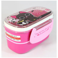 Nyanpire 2-Tier Bento Box