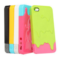 Icecream Meisai Exquisite Back Cover for iPhone4