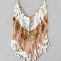 COACHELLA VALLEY FRINGE NECKLACE