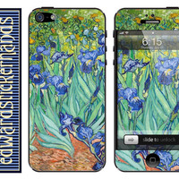 Van Gogh Irises iPhone Skin