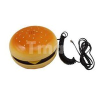 Hamburger Shape Telephone - Tmart.com