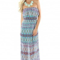 Lost In Luxe Maxi
