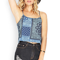Road Trip Bandana Top