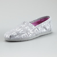 &quot;Let Love Rule&quot; TOMS