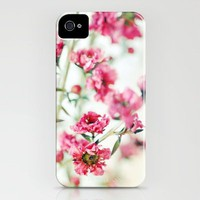 Little Dreams on Stems iPhone Case by Lisa Argyropoulos | Society6