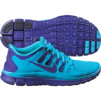 Nike Women's Free 50 Running Shoe BluePurple DICK'S Sporting Goods
