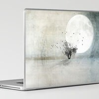 Only the Moon Knows Laptop &amp; iPad Skin by Susan Weller | Society6