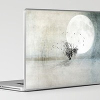 Only the Moon Knows Laptop & iPad Skin by Susan Weller | Society6