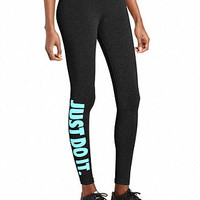 Nike Skinny Logo Active Leggings