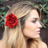 Bethel Bohemian — Rose Hill Flower Clip