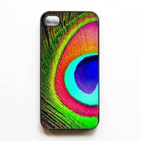 Peacock Feather Iphone Case Peacock Feather by SSCphotographycases