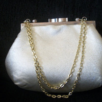 Vintage PurseGoldVintageMad by augiesvintagefinds on Etsy