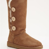 UGG Australia Women's Bailey Button Triplet Boots Shoes 1873 at BareNecessities.com
