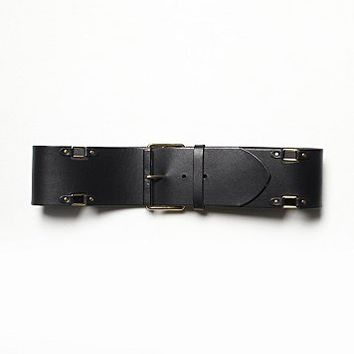 Linea Pelle Collection Womens Berlin Waist Belt -